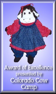 Cindy's Cow Award