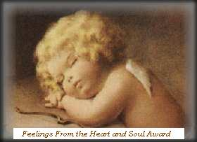 Feelings From The Heart Award