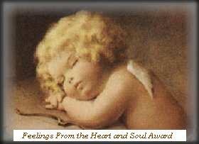 Feelings From The Heart Award